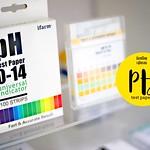 กระดาษวัดกรด ด่าง pH เนื้อกระดาษจากเยอรมัน อ่านค่าแม่นยำ
