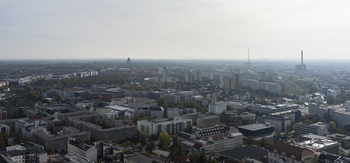 Panorama Tower in Leipzig
