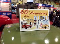 Citroën Bijou 60th Anniversary