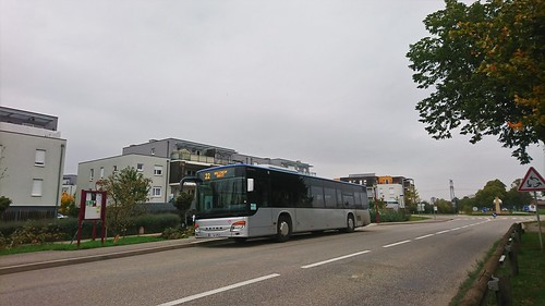 Setra S 416 NF n°925  -  Strasbourg, CTS