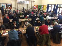 Petts Wood playing hall