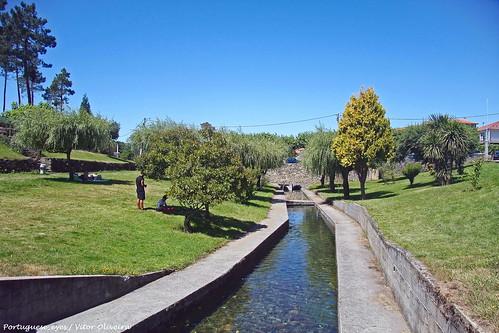 Piscinas Naturais de Várzea da Serra - Portugal 🇵🇹