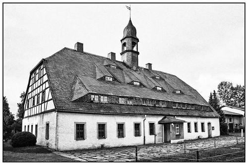 Beschert Glück (former mine near Freiberg, Saxony)