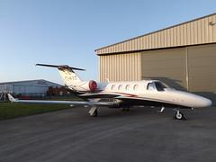 T7-FOZ Cessna Citation M2 (Eagle Express)
