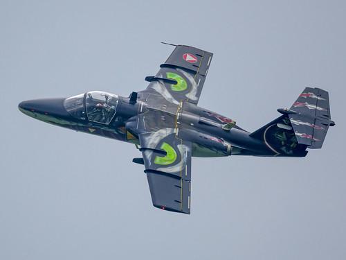 SAAB 105ÖE - Austrian Air Force