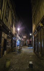 Rue Fécauderie d'Auxerre