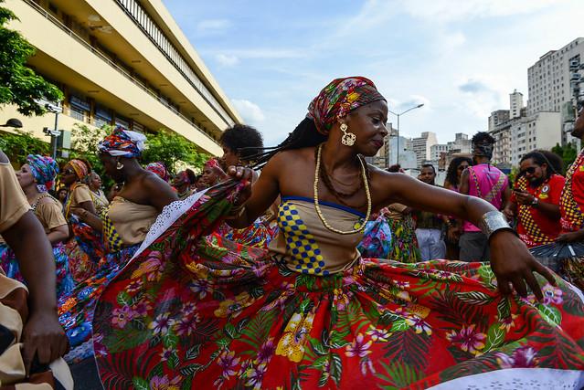 Atrações têm entrada gratuita e sugerem que descolonizemos nossos olhares - Créditos: Foto: Thainá Nogueira
