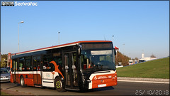 Irisbus Citélis 12 – Setram (Société d'Économie Mixte des TRansports en commun de l'Agglomération Mancelle) n°128