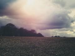 Flare and Clouds   17. März 2019   Tarbek - Schleswig-Holstein - Germany