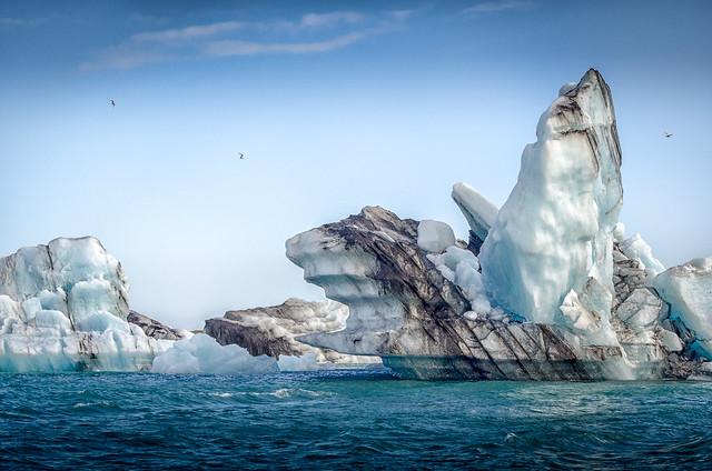 Glaciers d'Islande
