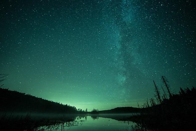 Turquoise de nuit
