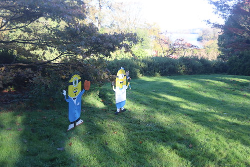Mount Congreve at Halloween