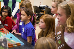 Girl Scouts NEW Water Event-28