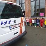 De politie op bezoek!
