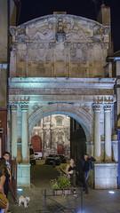 Portail vers l'Église Saint-Pierre - Auxerre
