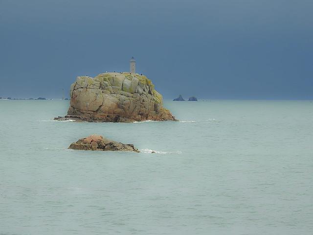 En Bretagne juste avant l'orage