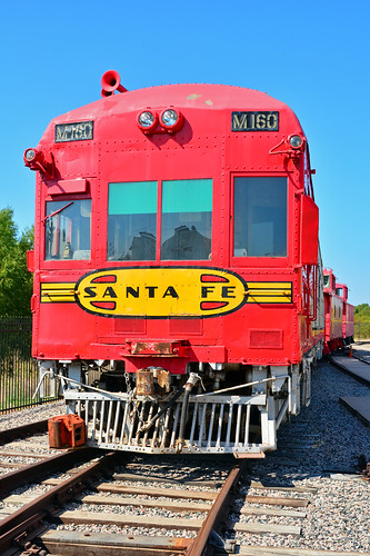 Museum of the American Railroad #M-160