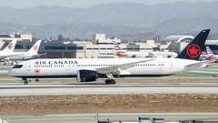 Air Canada  Boeing 787 -8 Dreamliner C-FRSR at LAX  DSC_0147