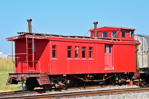 Museum of the American Railroad #2332