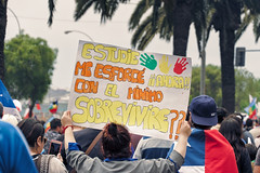 12/11/19 Marcha San Antonio, Chile