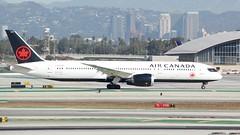Air Canada  Boeing 787 -8 Dreamliner C-FRSR at LAX DSC_0155 (1)