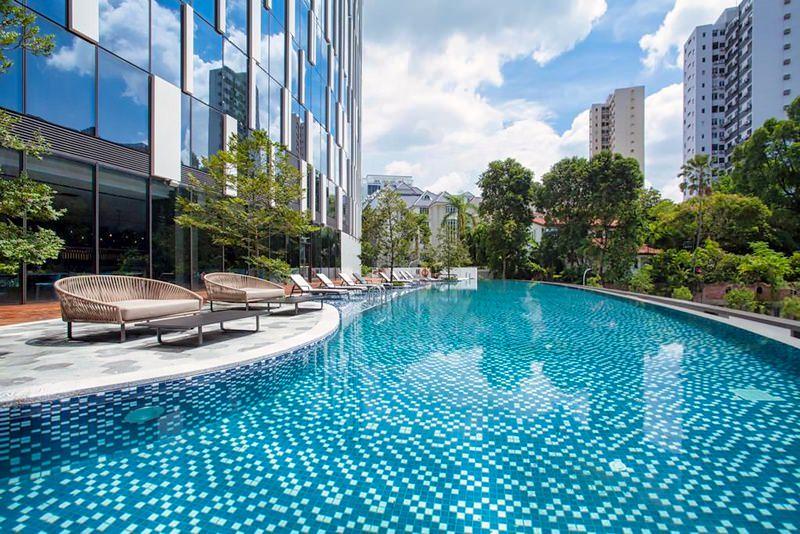 Novotel Singapore On Stevens 5