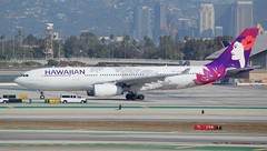 Hawaiian Airlines Airbus A330 -300 DSC_0102