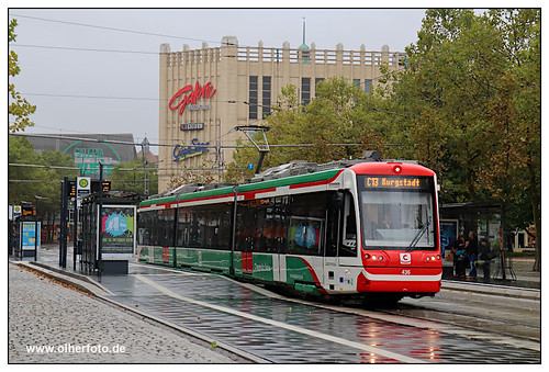 Tram Chemnitz - 2019-08