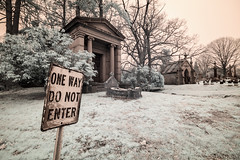 One Way (Adventures in Infrared)