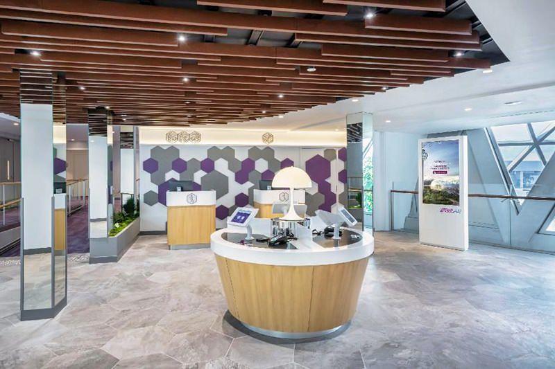 YOTELAIR Singapore Changi Airport at Jewel 2
