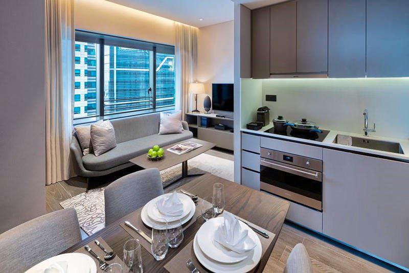 Oakwood Premier OUE Singapore 2