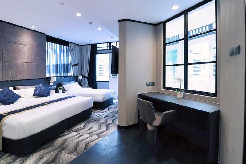 Hotel NuVe Urbane 2