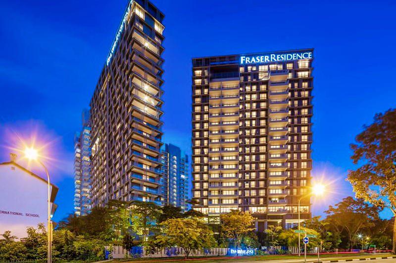 Fraser Residence Orchard Singapore 1