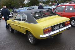 Ford Capri 1600GT Automatic (1972)
