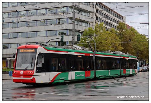Tram Chemnitz - 2019-07