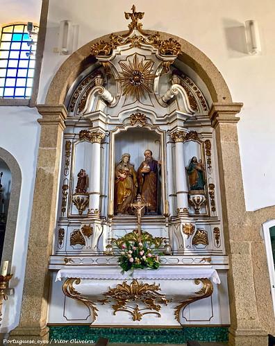 Igreja Matriz de Valmaior - Portugal 🇵🇹