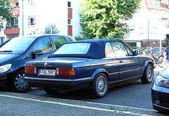 BMW 3 Series Cabrio (E30)