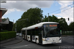 Heuliez Bus GX 427 BHNS – Tisséo n°1352 - Photo of Sainte-Foy-d'Aigrefeuille