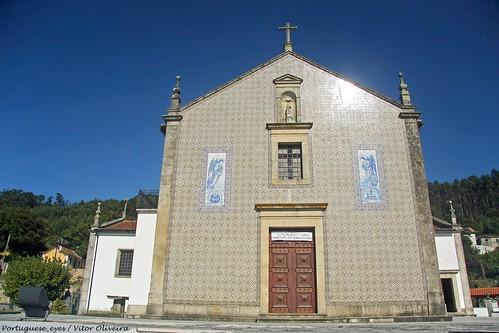 Igreja Matriz de São Vicente da Branca - Portugal 🇵🇹