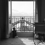 Room with a View - Montreux (Adox Silvermax)