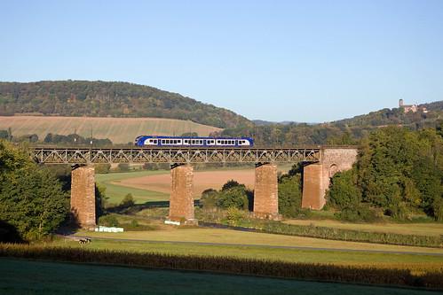 Cantus 427 - RB 24073  Göttingen - Eschwege  - Oberrieden