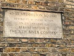 43-53 Myddelton Square