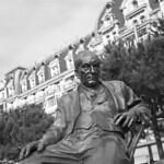 V. Nabokov  (Adox Silvermax)