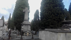 Madrid: Cementerio de San Justo.
