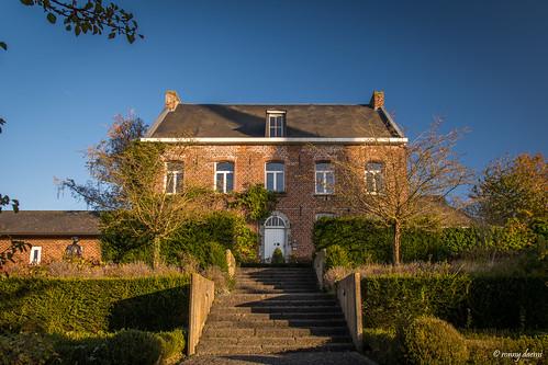 Gaasbeek, oude Pastorie.