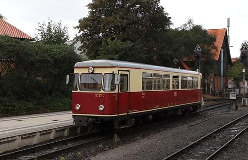 HSB 187 011-2 - Wernigerode - 13/09/2019.