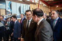 2019_11_13 Inauguración de la VII Feria IMEX-Andalucía