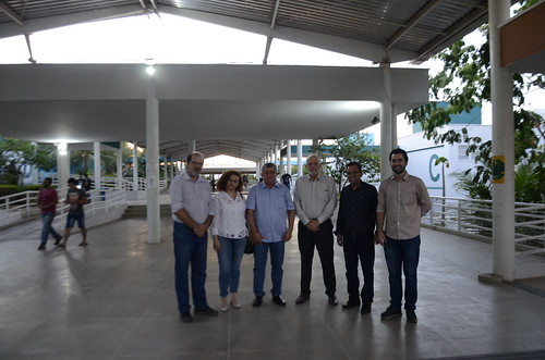 Visita a Universidade Federal do Cariri