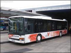 Setra S 315 NF – CIF (Courriers d'Île-de-France) (Keolis) / STIF (Syndicat des Transports d'Île-de-France) n°029068 - Photo of Juilly