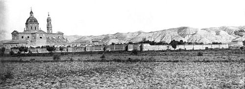 Monasterio de Santa Fe c.1893